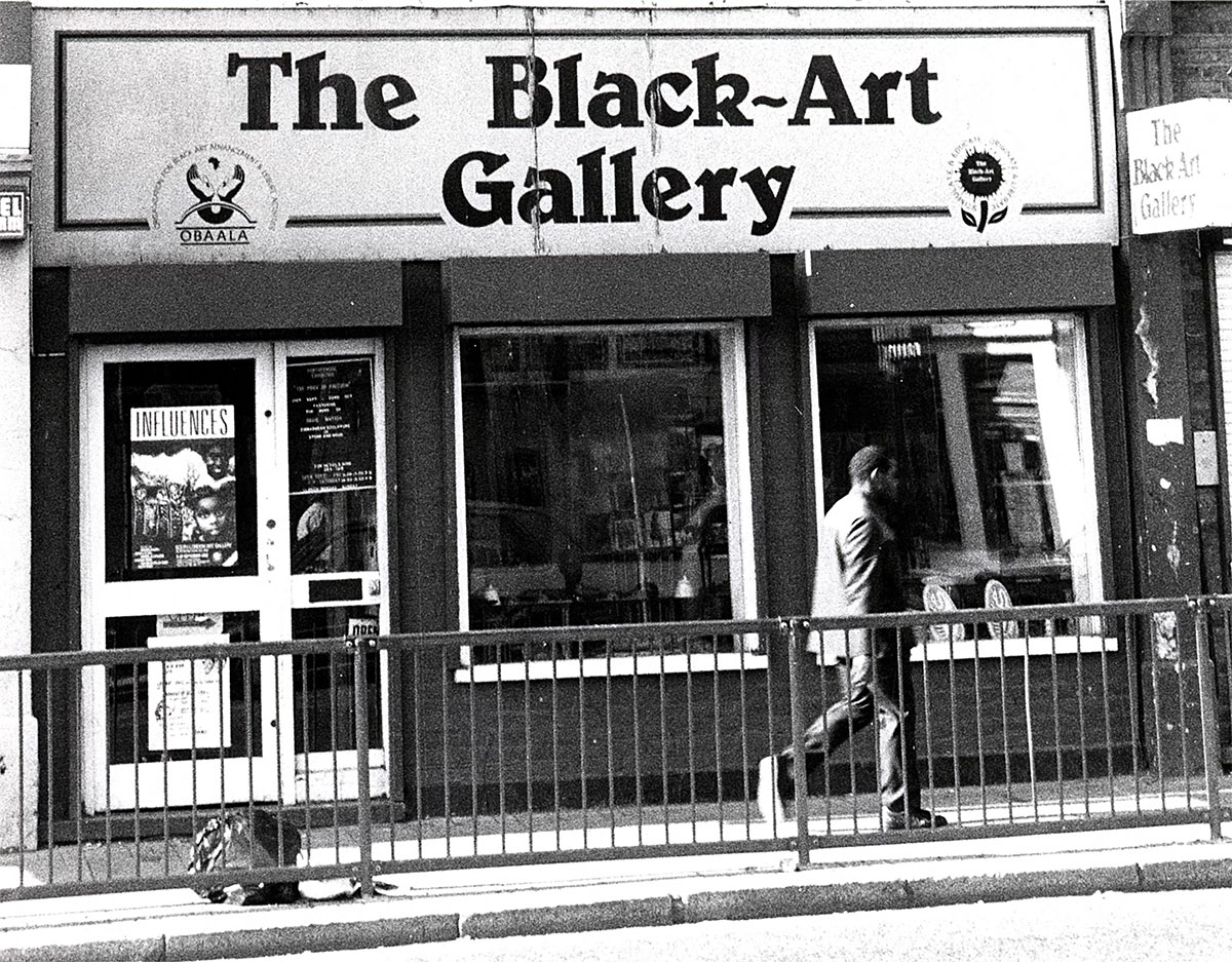 Black-Art Gallery
